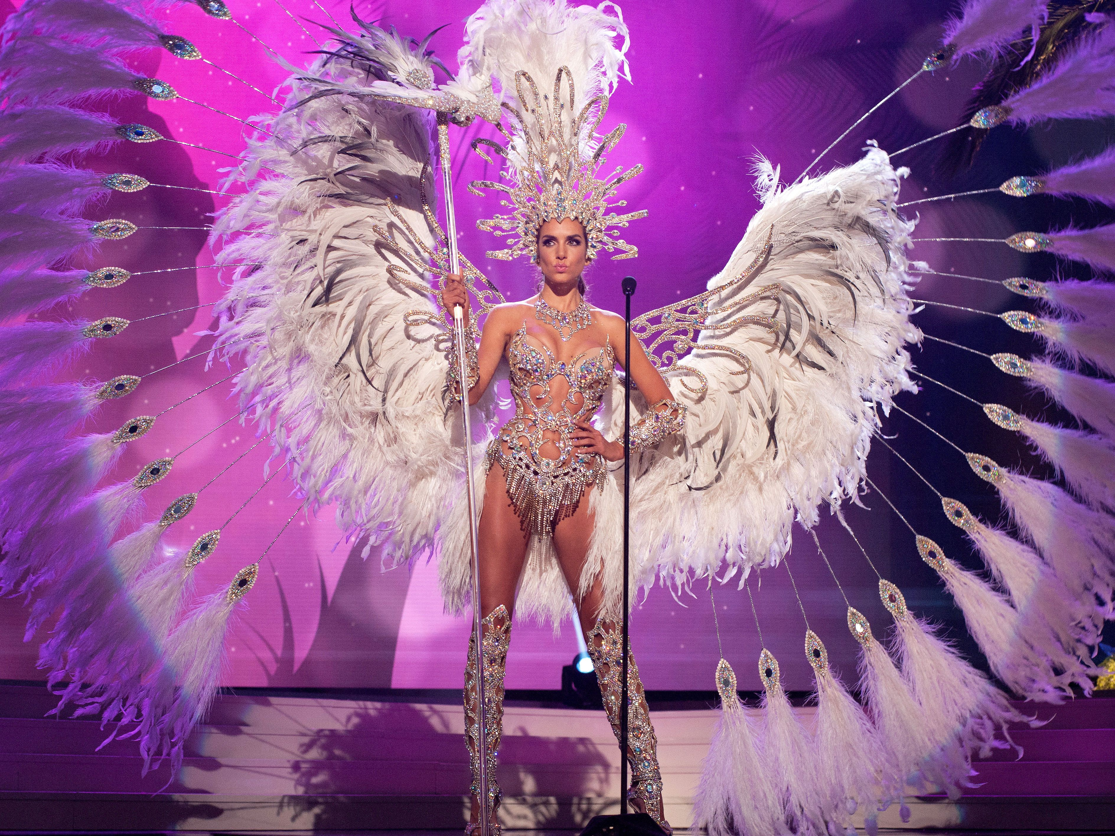 All the Crazy National Costumes at the Miss Universe Pageant