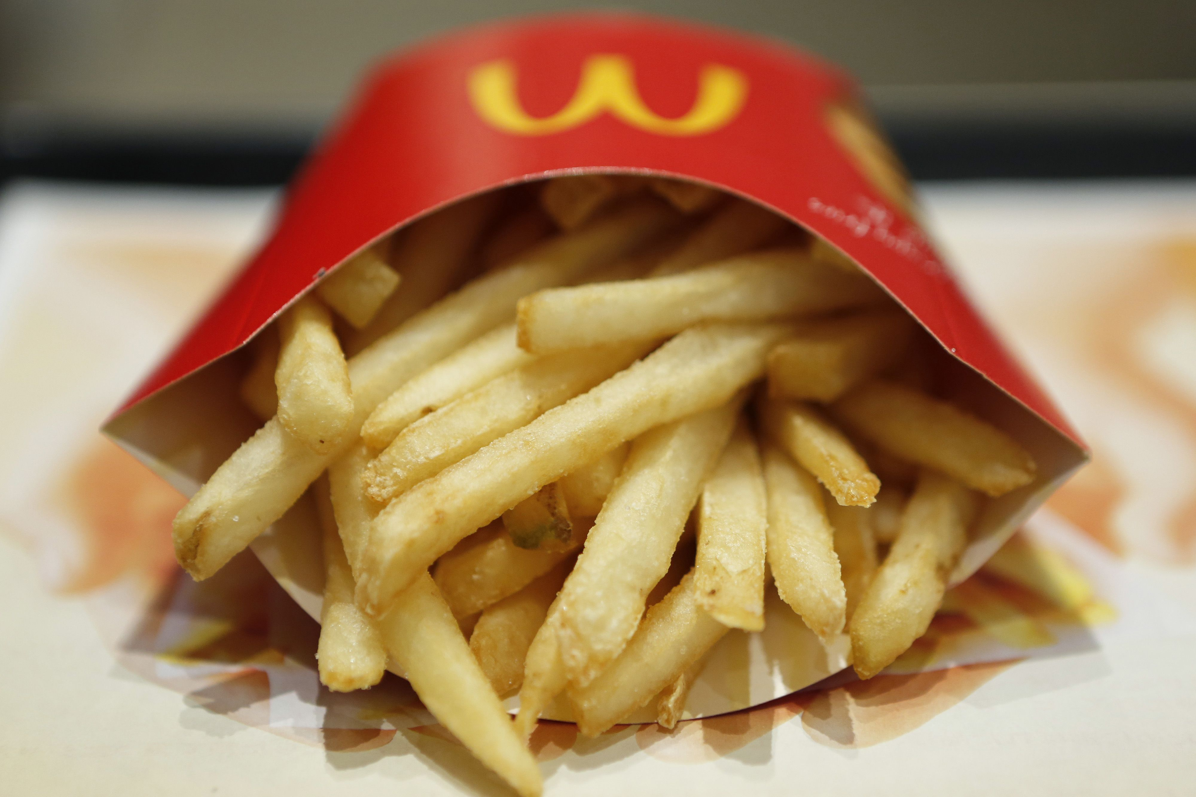 McDonalds Fries Have 18 Ingredients Besides Potatoes