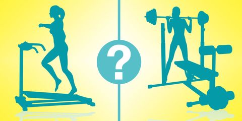 What to Do at the Gym if You Want to Keep Weight Off
