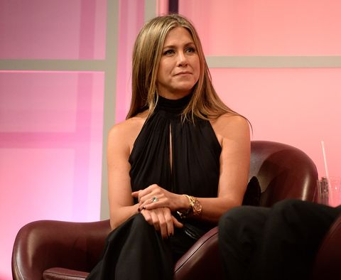 """Jennifer Aniston: I Was Almost Replaced on """"Friends"""""""