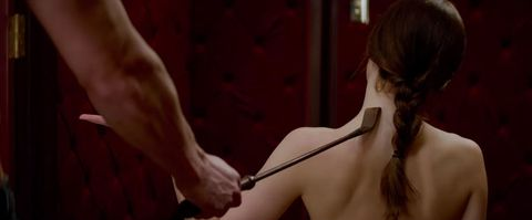 "Don't Bring Your Whip to the ""Fifty Shades"" Movie"