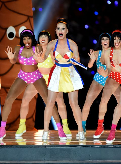 The Terrifying Moment During Katy Perry's Halftime Show You Didn't See