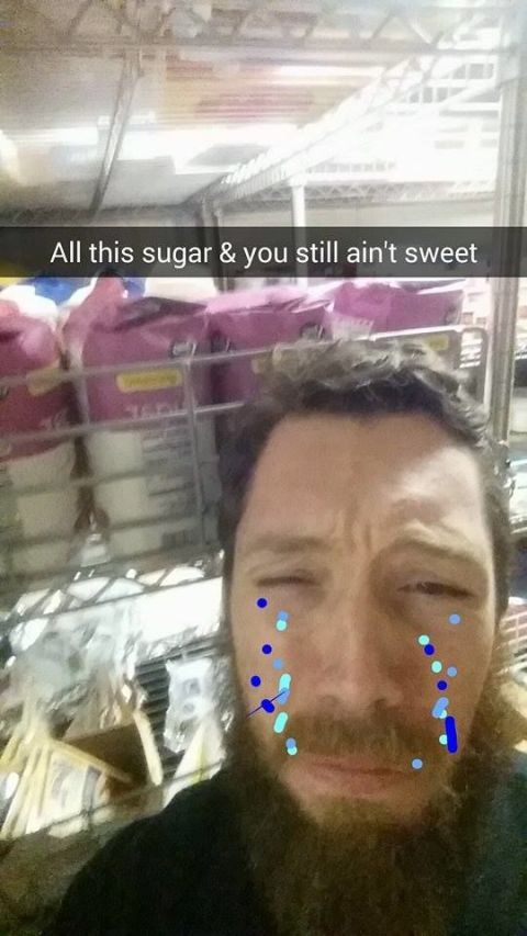 Lonely Dude's Breakup Snapchats Will Make Your Day