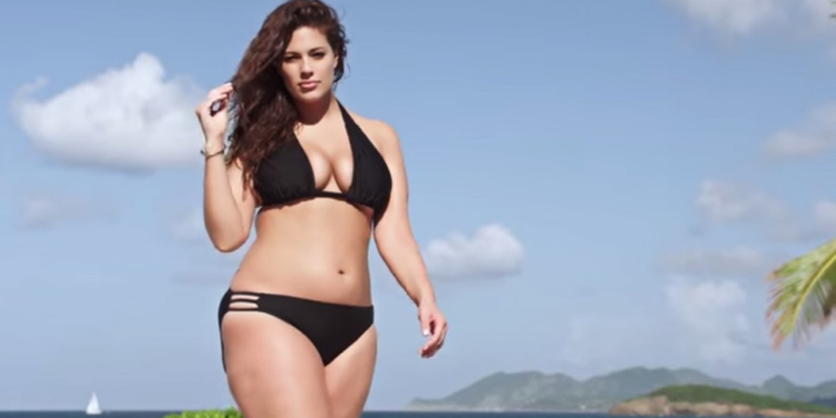 """curvy"""" model to be featured in sports illustrated swimsuit issue"""