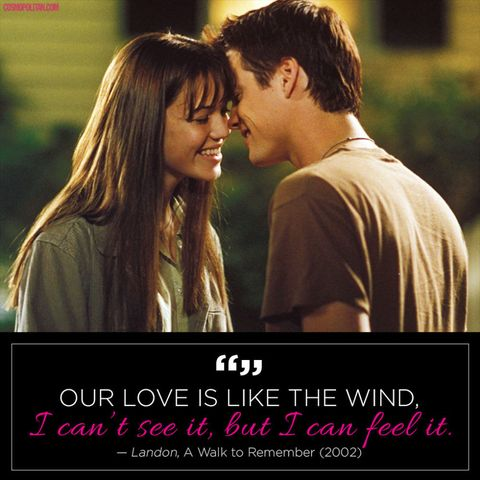 Citaten About Love : 15 crazy romantic quotes from tv and movies