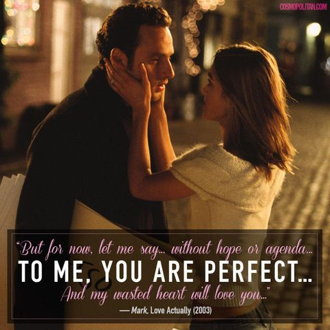 60 Crazy Romantic Quotes From TV and Movies Best Love Quotes From Movies