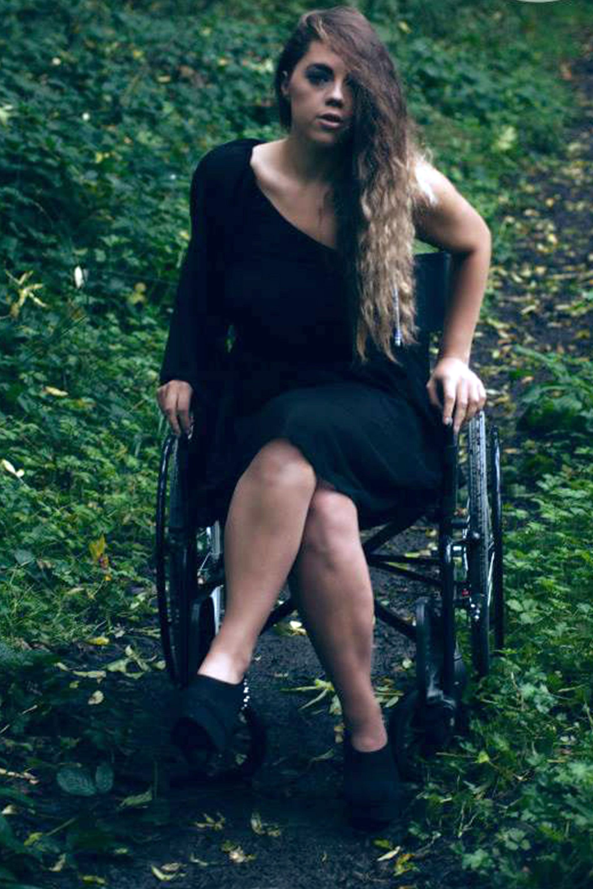 Tiffany adams paraplegic sexual health