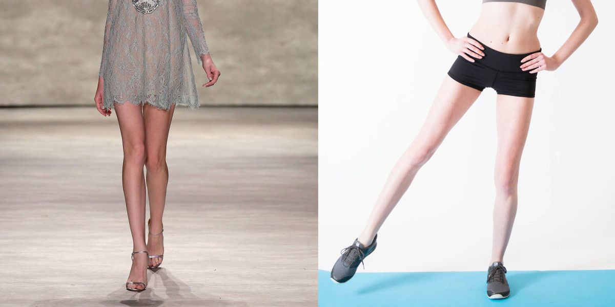 6 Exercises to Give You Runway-Model Legs