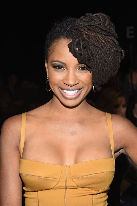 Shameless Star Shanola Hampton On V And Kev S Crumbling