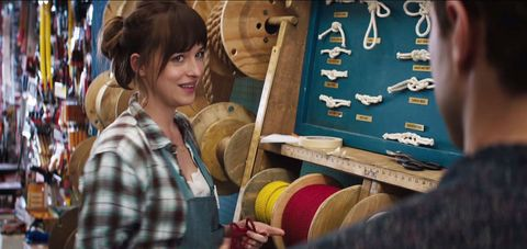 "Hardware Stores Prepping for Influx of ""Fifty Shades"" Sales"