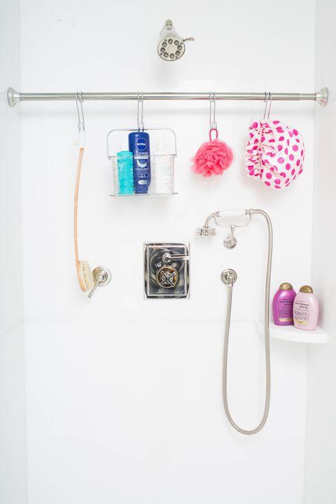 13 Life-Altering Shower Hacks