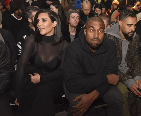 Kanye Went Nuts on Kim's Trainer Over Kim's Weight-Loss Goals