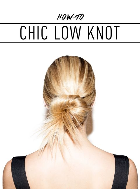 Low Bun Hairstyle Tutorial How To Do A Perfect Low Bun