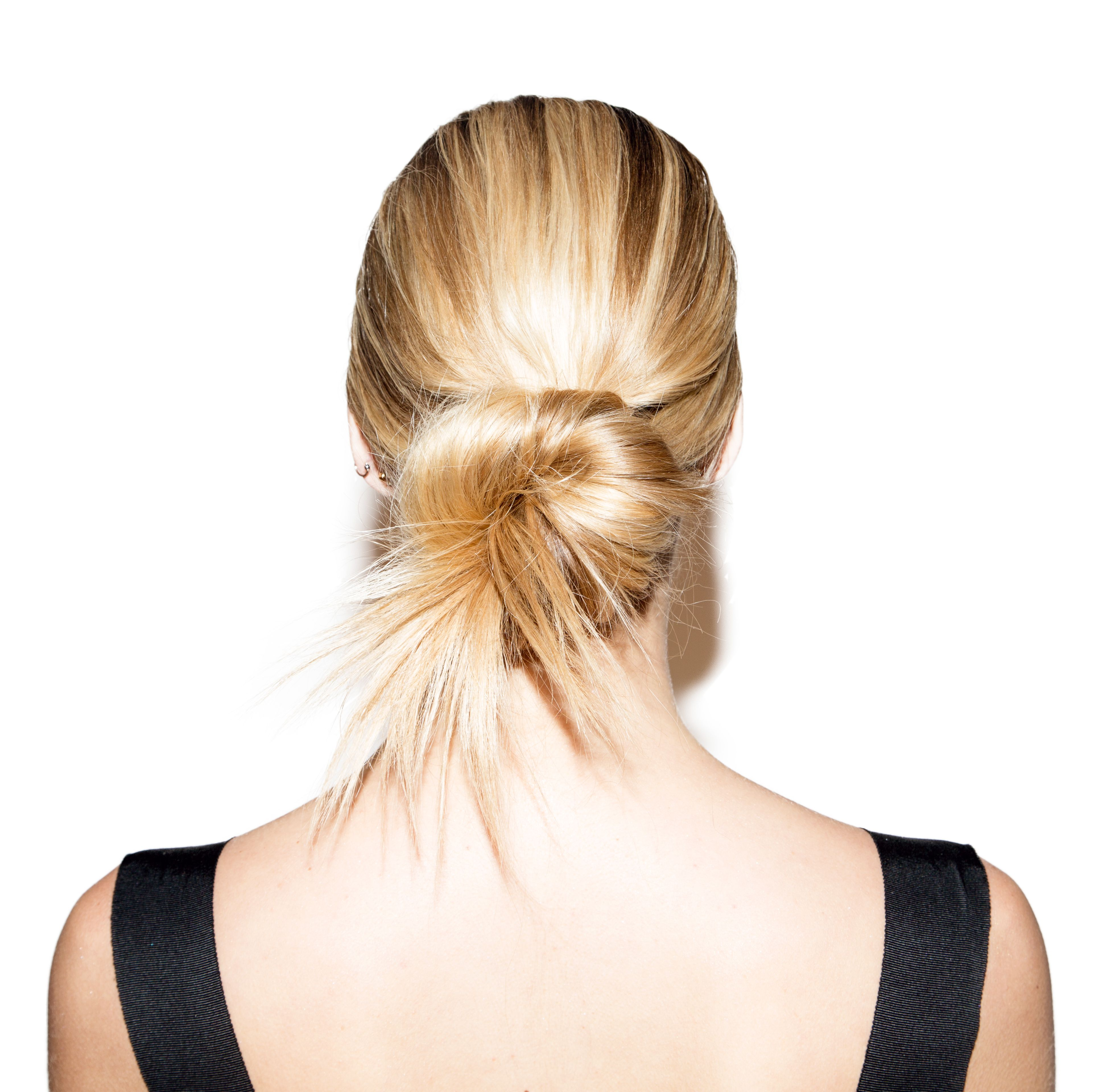 Low Bun Hairstyle Tutorial - How To Do a Perfect Low Bun