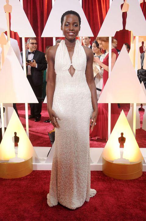 Thief Returns Lupita Nyong'o's Oscar Dress Because It Was a Worthless Fake