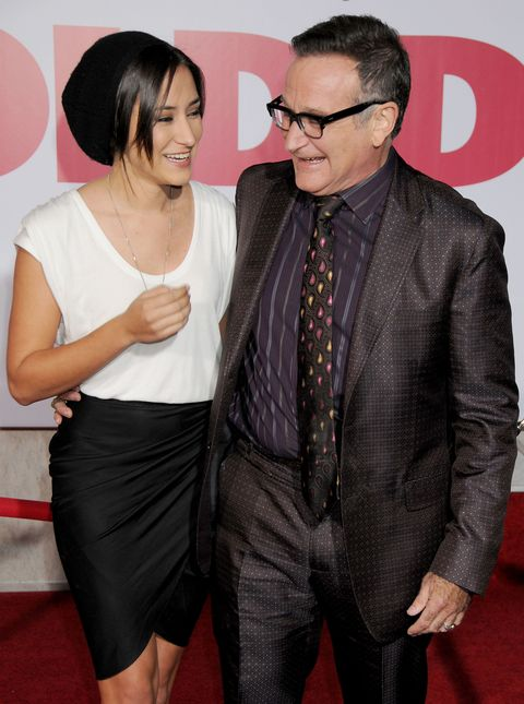 Robin Williams's Daughter Zelda Pens Powerful Message About Depression and Grief