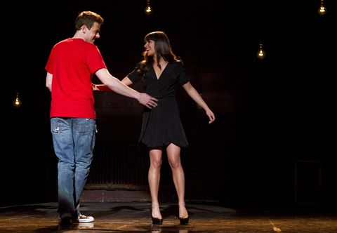"Lea Michele Took Home the Sweetest Souvenir From ""Glee"""