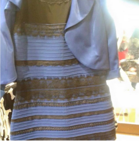 Help Solve the Internet's Most Baffling Mystery: What Colors Are This Dress?