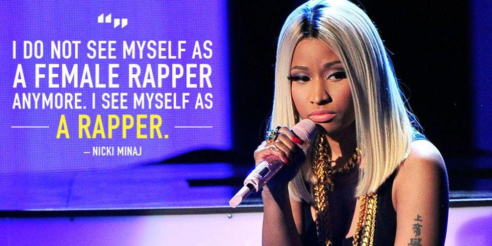 Nicki Minaj Pics With Quotes: 10 Badass Nicki Minaj Quotes Every Woman Needs In Her Life