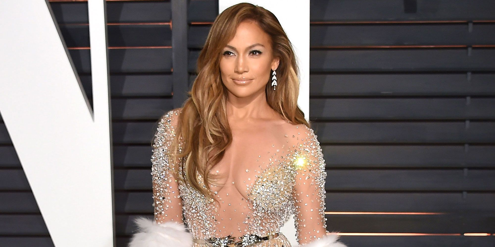 Jennifer Lopez Cleavage