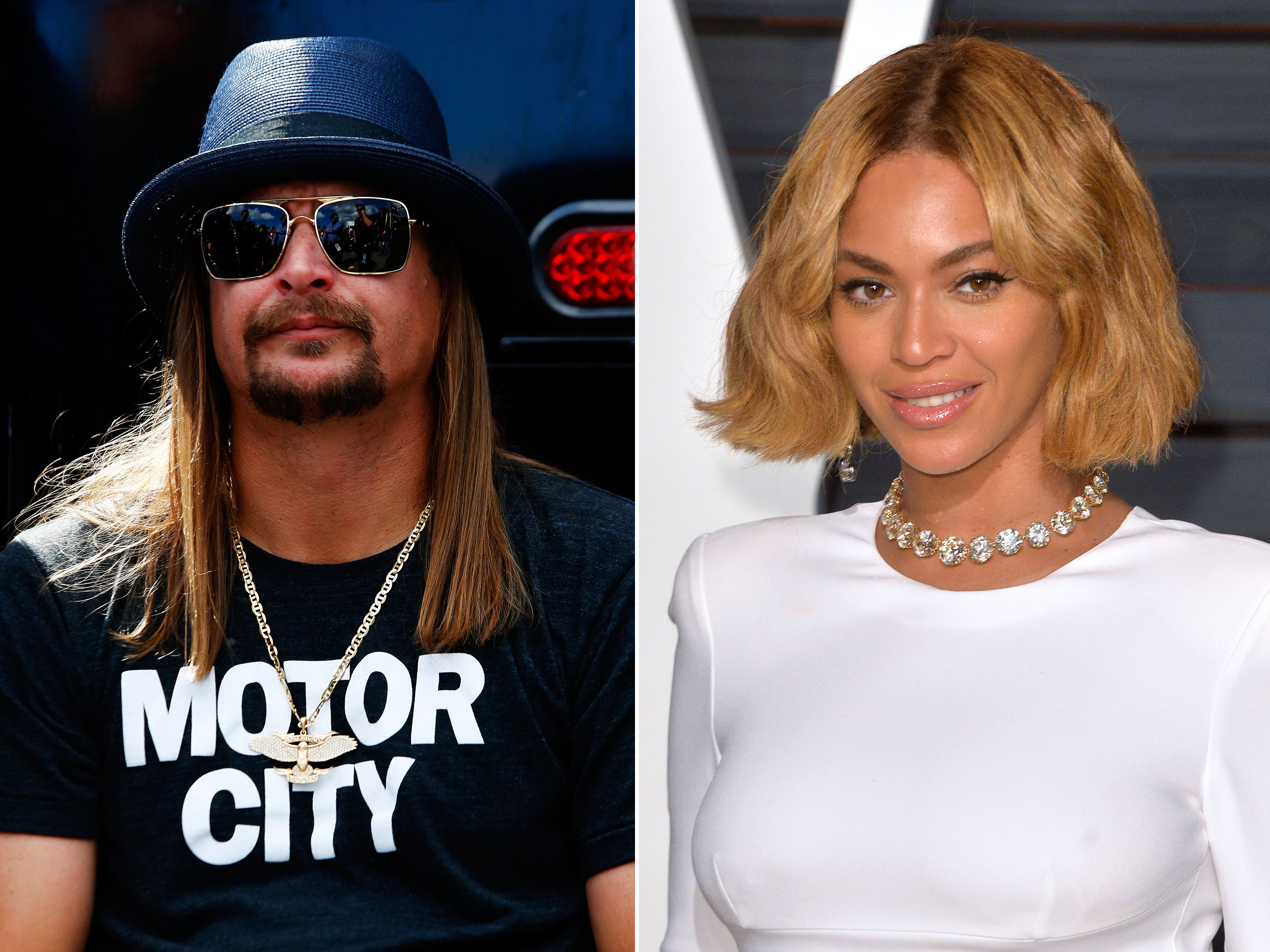 Kid Rock Fires Back at the Beyhive With a Can of Raid