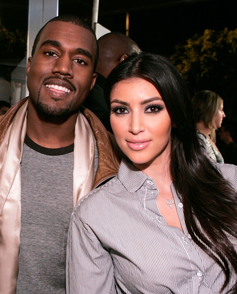 Proof That Kim Kardashian Has Been Bragging About Kanye Since Before She Was Famous