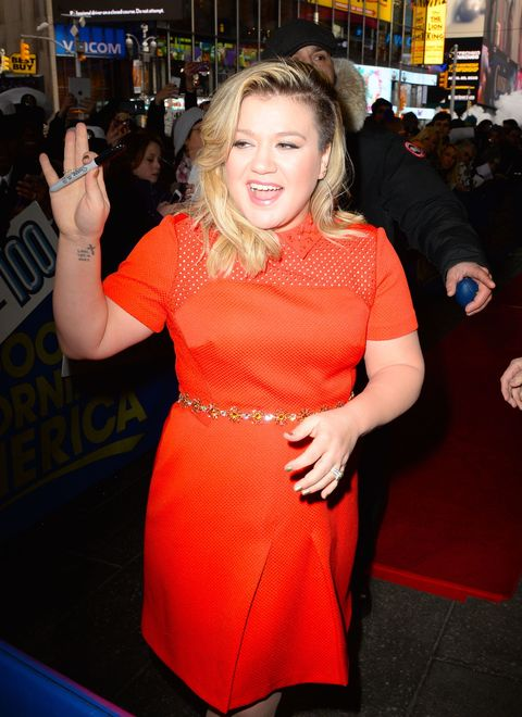 Kelly Clarkson Shuts Down Fat-Shaming Troll in the Best Way