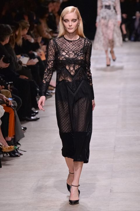 78 Nakedest Runway Looks of New York Fashion Week