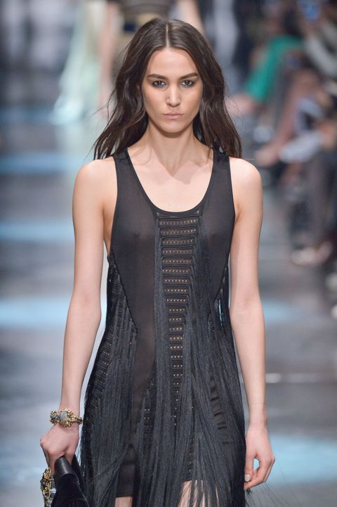 71 Nakedest Runway Looks from New York Fashion Week