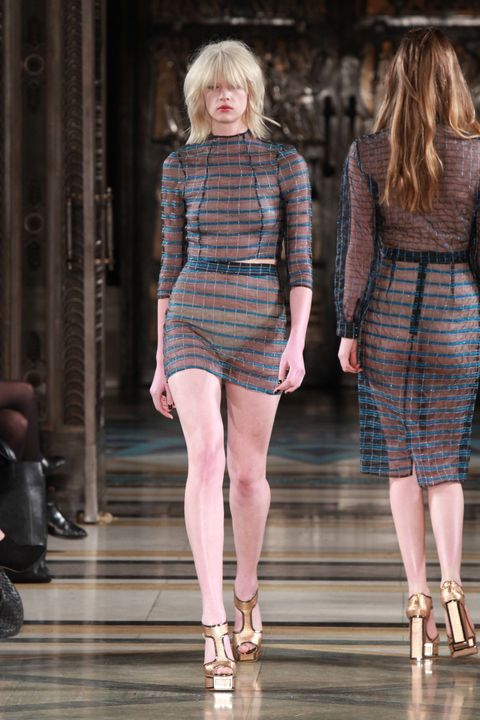 51 Nakedest Runway Looks from New York Fashion Week