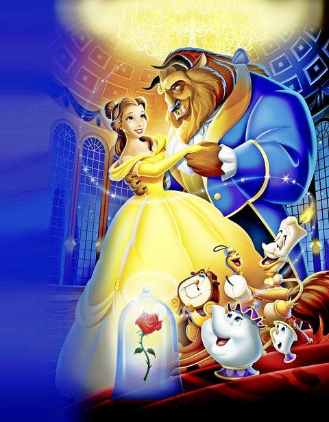 "You've Got to See the First Cast Photo From the Live-Action ""Beauty and the Beast"""