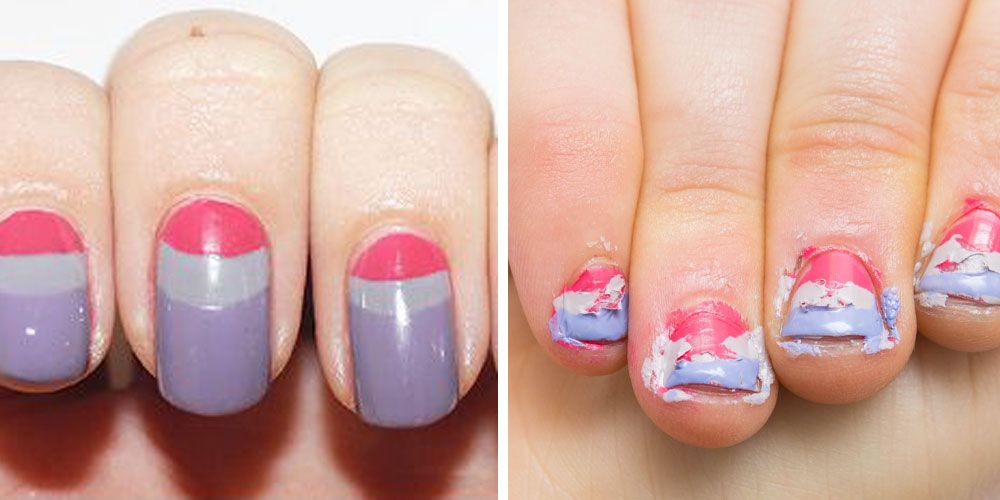 Manicure at Home Problems - DIY Nails Problems