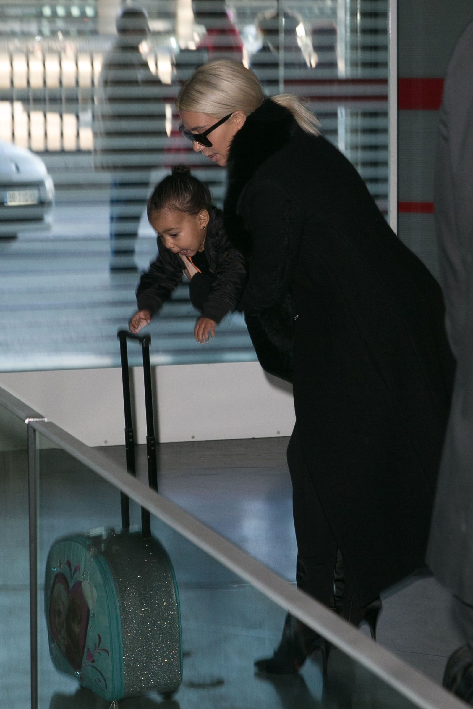 """Kim Kardashian on North West's Privacy: """"I'm Less Protective Than I Was"""""""