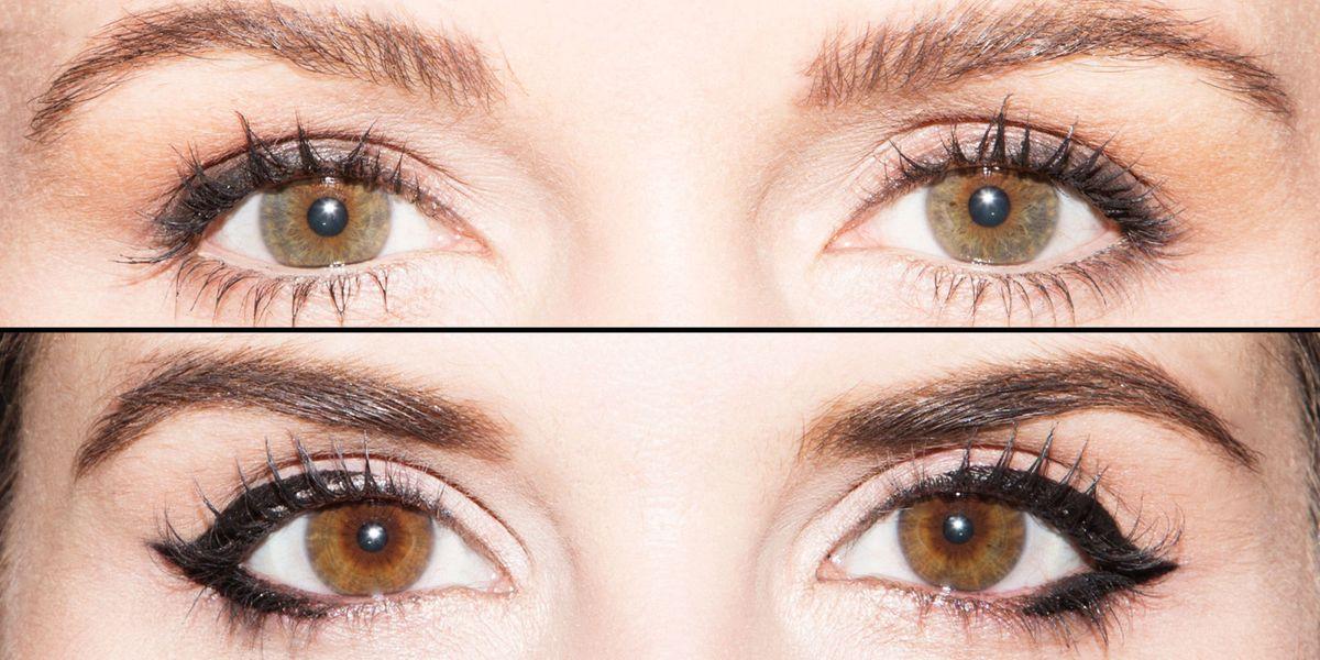 Eyeliner for Eye Shapes Chart Get the Perfect Eyeliner