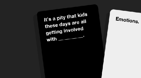 Stop Everything! You Can Play Cards Against Humanity on Your Phone Now
