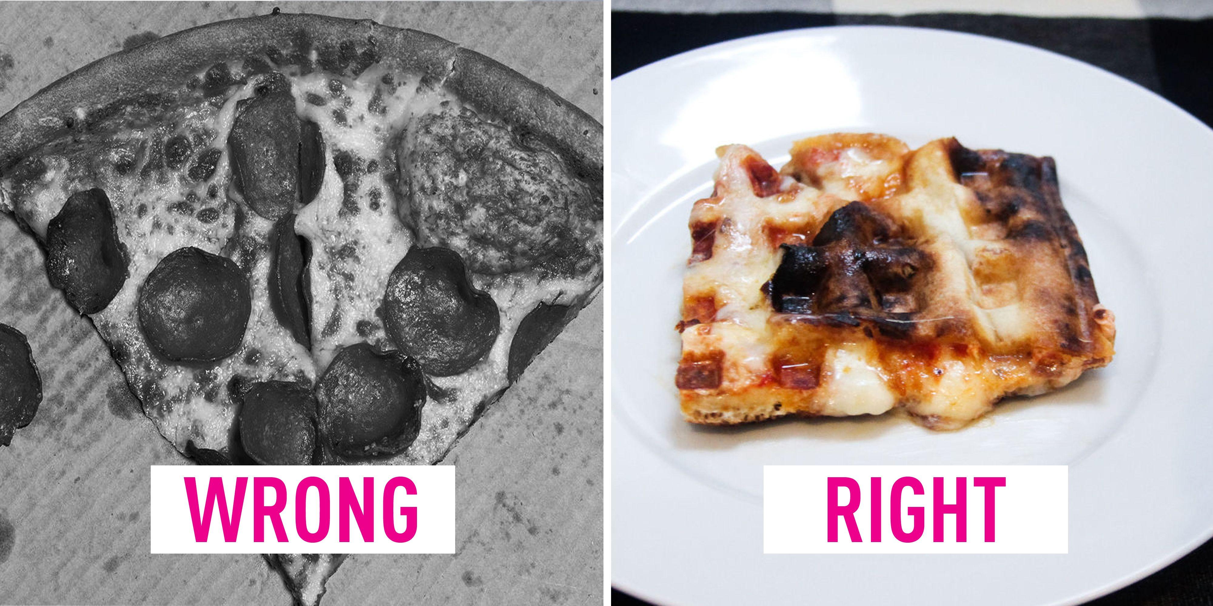 10 Mind-Blowing Hacks for Making Your Leftover Pizza Taste