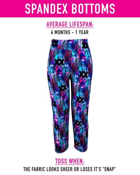 official supplier huge sale new style Exactly When to Toss Your Workout Gear