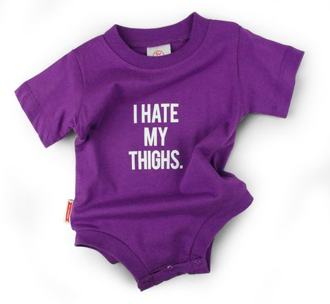 0fd8480df Does This Onesie Fat-Shame Babies?