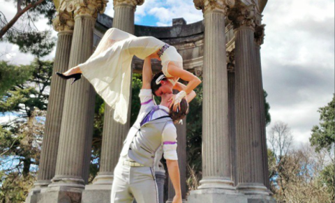 You Have to See These Insane Photos of a Couple Getting Married in 13 Countries