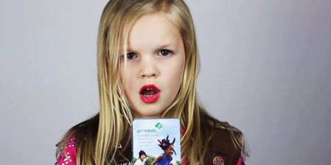 This Taylor Swift Girl Scout Cookies Parody Is Perfect in Every Way