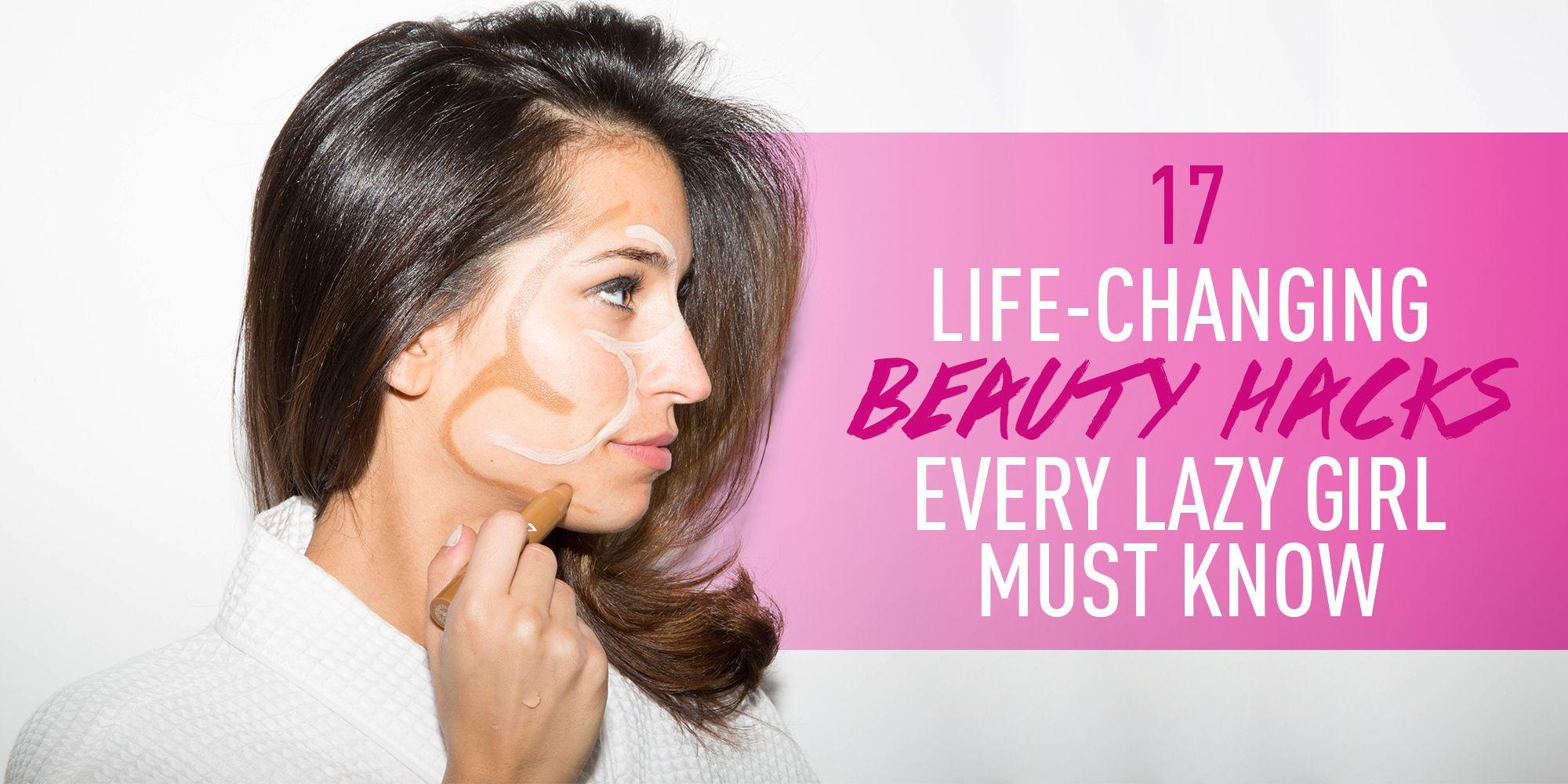 Look - Hair10 and Beauty easy beauty hacks tips video
