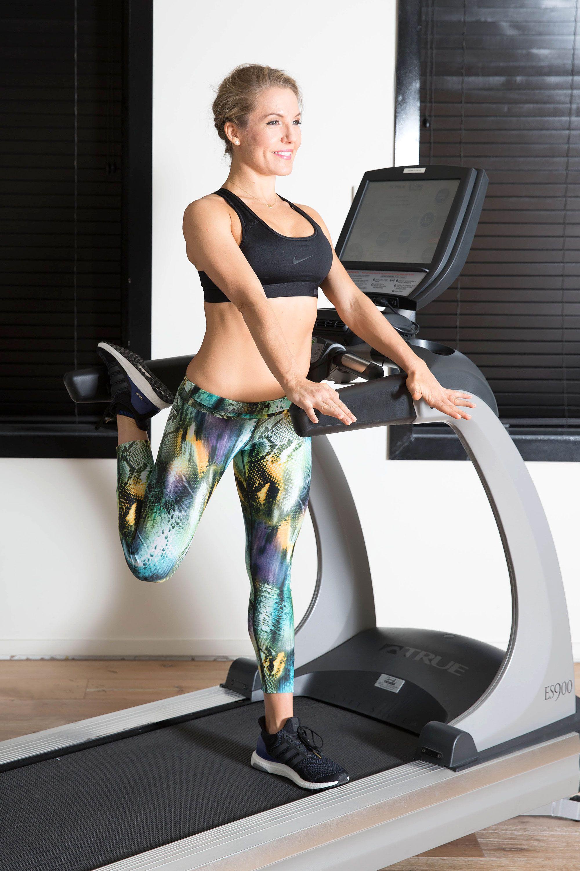 20 Treadmill Exercises that Aren't Running