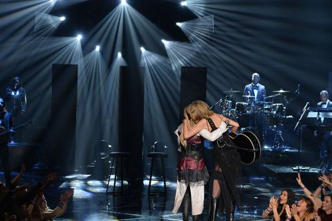 SURPRISE! Taylor Swift and Madonna Stun Fans With Live Performance