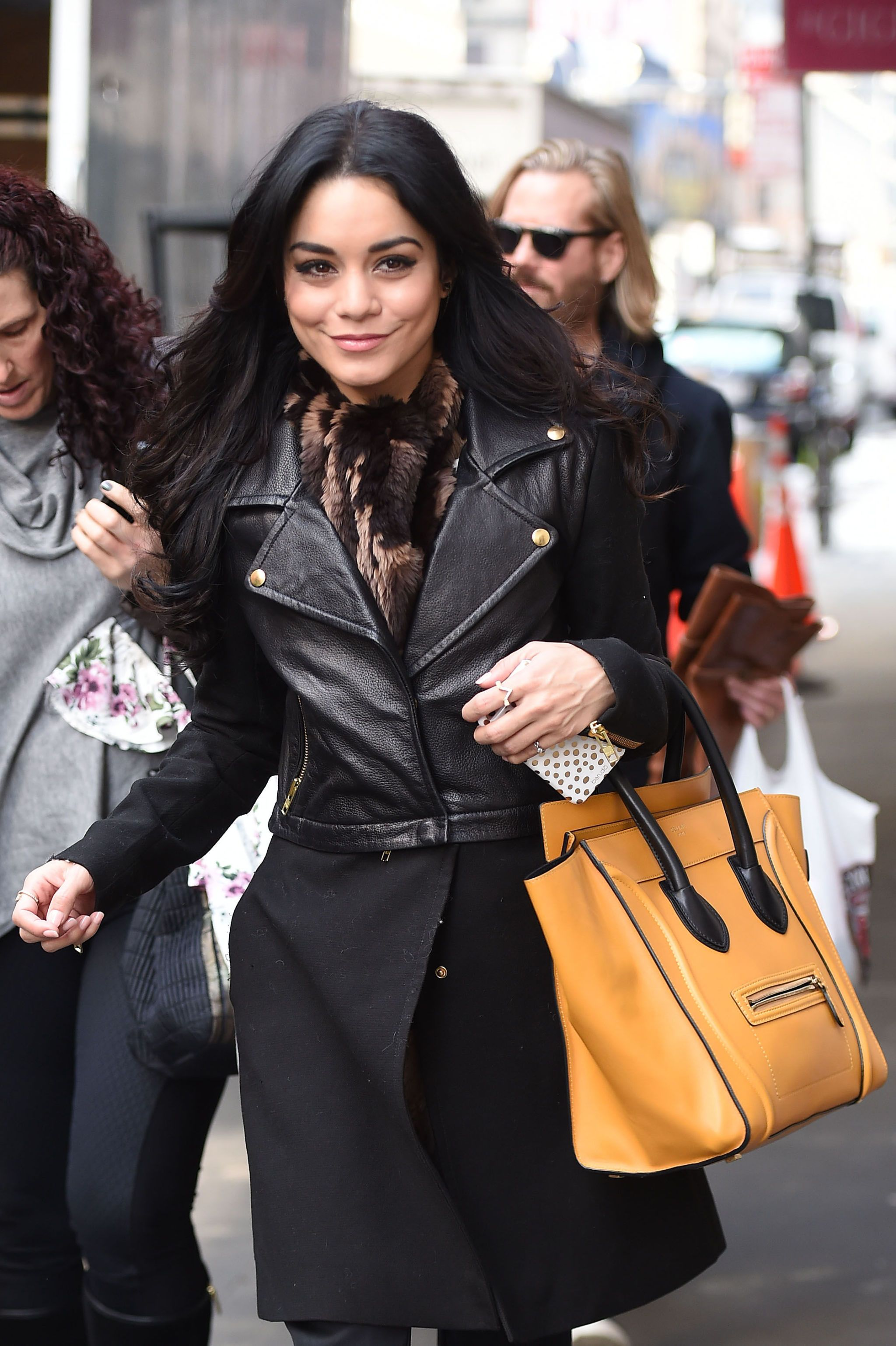 Vanessa Hudgens Says Beyoncé Convinced Her to Be a Feminist