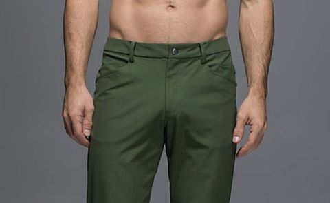 "Lululemon Now Selling ""Anti-Ball Crushing"" Pants and Dudes Freaking Love Them"