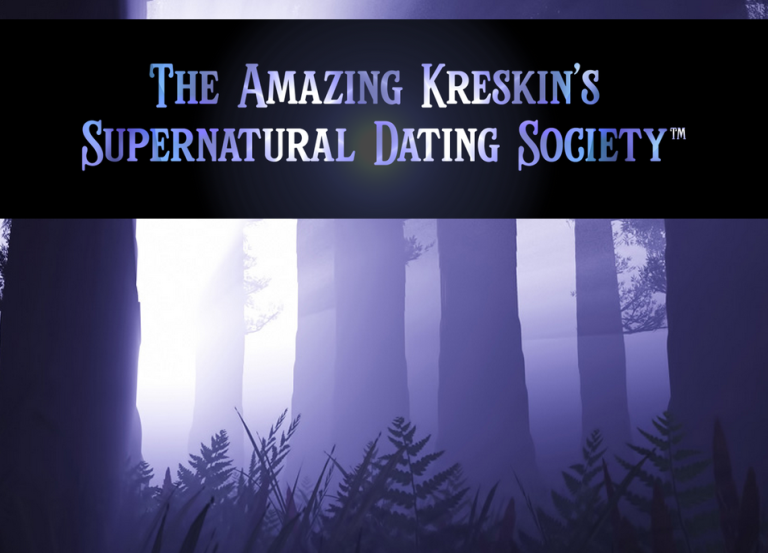 Amazing kreskin dating site