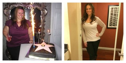 The Extreme Thing I Never Thought I'd Do After I Gained Back 120 Pounds