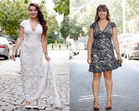 11 Wedding Dress Transformations You Have to See to Believe