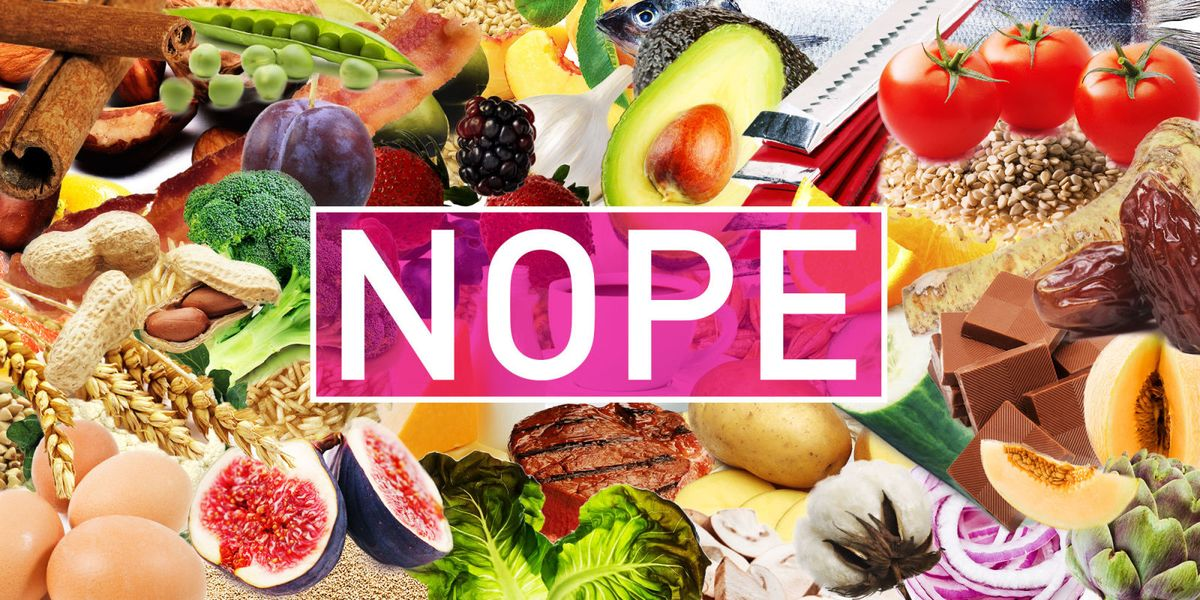 What Its Like To Be Allergic To Almost Every Food