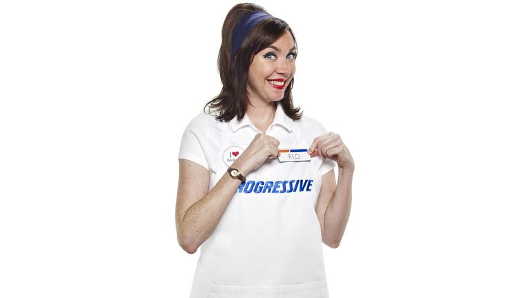 Get that life how i became flo from the progressive - Flo progressive wallpaper ...